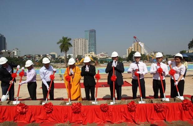 """3 dự án """"khủng"""" sắp ra mắt thị trường Hà Nội"""