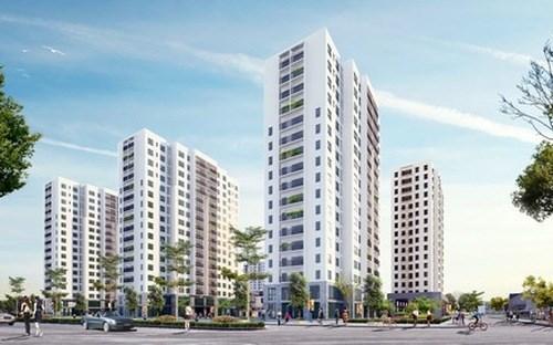 Căn hộ Xuân Phương Residence khu Mỹ Đình giá từ 1,2 tỷ đồng/căn