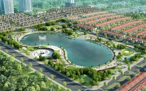 Nam Cường đầu tư 400 tỷ xây công viên tại Hà Đông