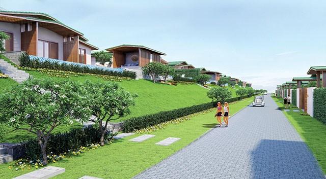 Mövenpick Cam Ranh Resort chuẩn bị ra mắt biệt thự mẫu