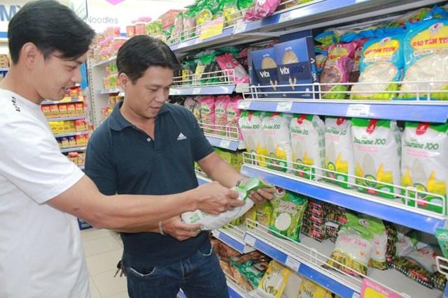 Gạo Jasmine chất lượng cao của Saigon Co.op chính thức gia nhập thị trường