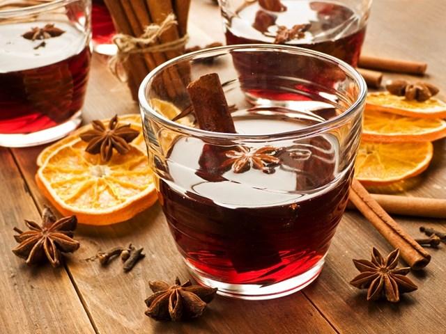 Cocktail nồng nàn và ấm áp cho ngày đông giá lạnh