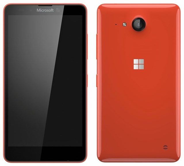Lộ ảnh Lumia 750 chưa từng được biết đến