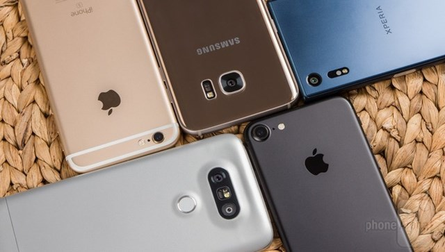 Những smartphone chụp ảnh nhanh nhất 2016