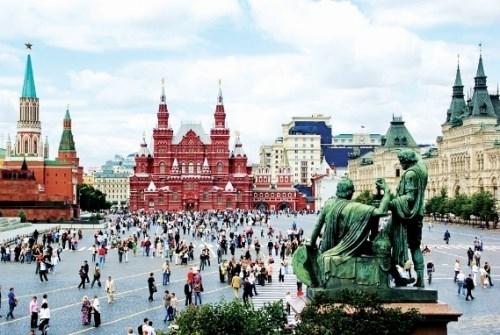 Kinh tế LB Nga có dấu hiệu cải thiện