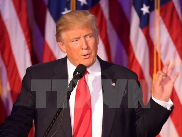 Ông Trump tuyên bố rút khỏi TPP ngay ngày làm việc đầu tiên