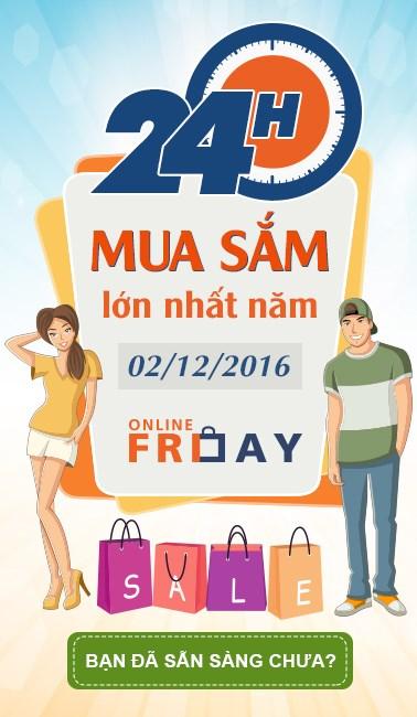 """Sự trở lại của """"Black Friday"""" phiên bản Việt"""
