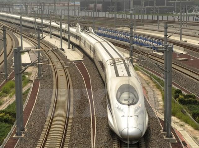 Trung Quốc thông qua dự án đường sắt trị giá 36 tỷ USD