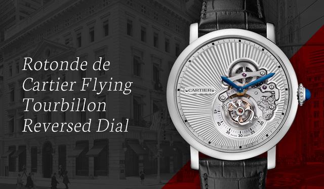 5 kiệt tác đồng hồ là niềm ước ao của tất cả quý ông trên thế giới