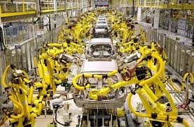 Sản xuất công nghiệp của Đức tăng mạnh trong quý IV/2016