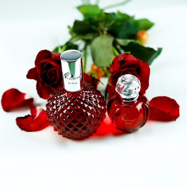 Nước hoa 'made in Vietnam' Charme hút người dùng trẻ