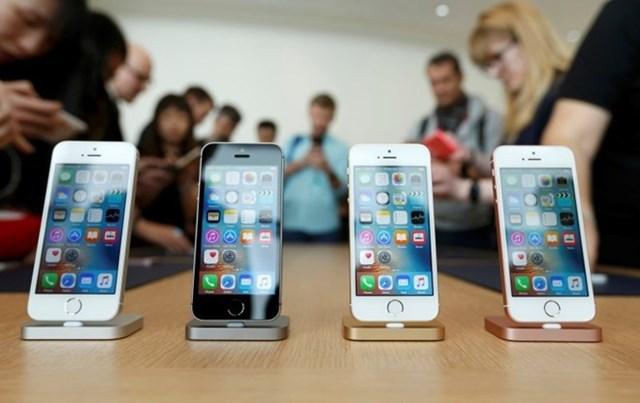 Apple sẽ bắt đầu sản xuất iPhone ở Ấn Độ vào tháng Tư