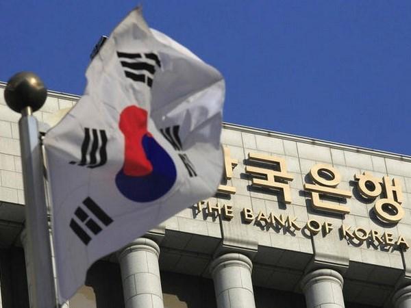 Hàn Quốc: Dự trữ ngoại tệ tăng lần đầu tiên trong bốn tháng