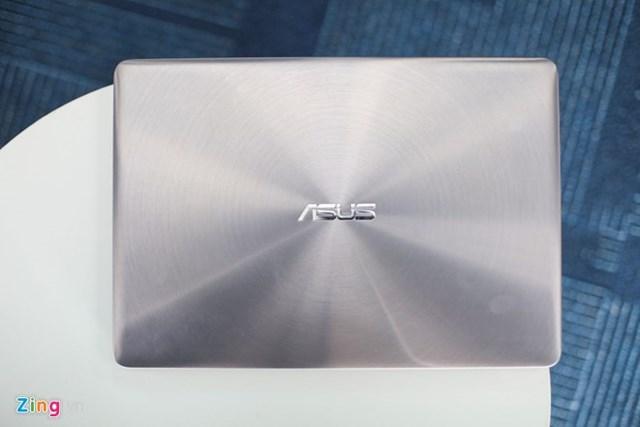 Asus ZenBook viền màn hình siêu mỏng, giá 16 triệu tại VN