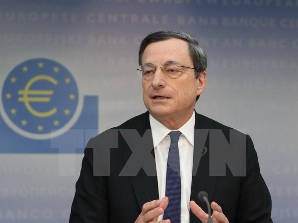 ECB sẽ không sớm kết thúc chính sách tiền tệ siêu nới lỏng