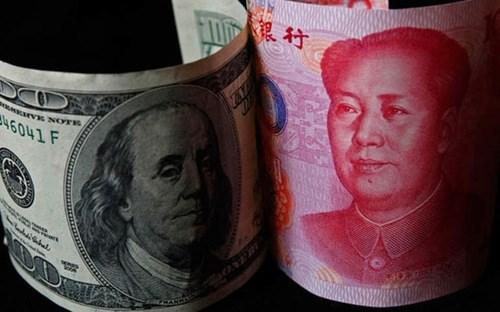 Dự trữ ngoại hối Trung Quốc tuột mốc 3 nghìn tỷ USD