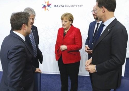 Quan hệ Mỹ - EU đi về đâu dưới thời ông Trump?