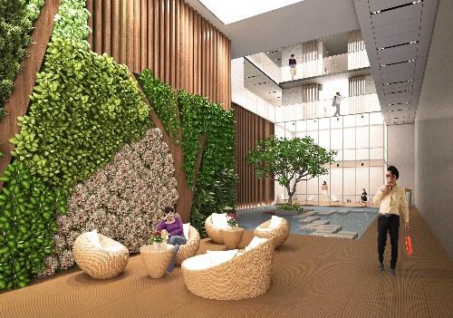 Tiện ích đẳng cấp ở khu căn hộ ngay Sakura Park của Phú Mỹ Hưng
