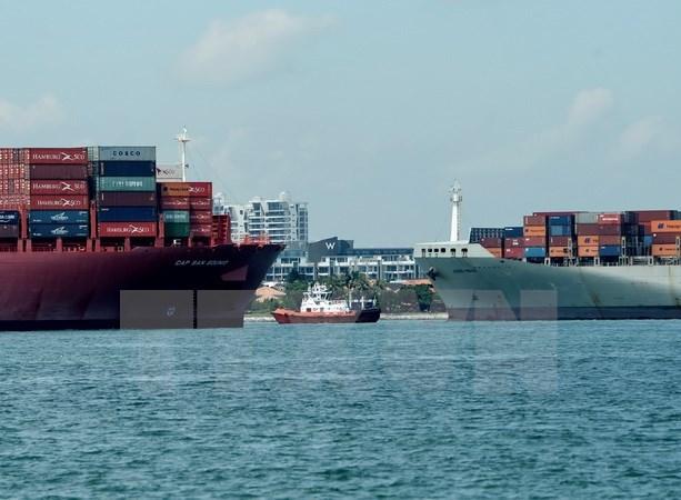 Sản xuất công nghiệp của Singapore giảm trong tháng 1