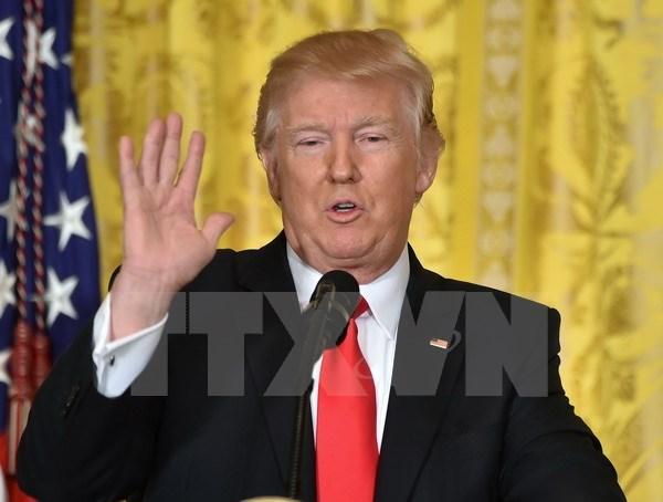 Đức ủng hộ thuế trừng phạt Mỹ nếu ông Trump áp dụng chính sách bảo hộ