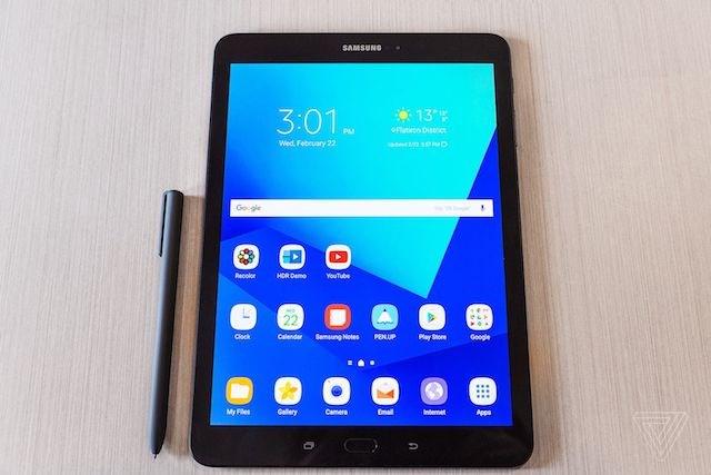 Samsung ra mắt Galaxy Tab S3: Đối thủ của iPad Pro 9.7 inches