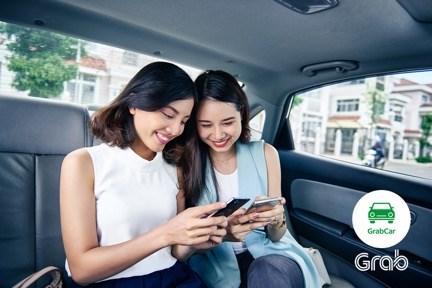 Grab Việt Nam ra mắt lựa chọn GrabCar siêu rẻ