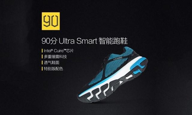 Xiaomi giới thiệu giày thông minh dùng chip Intel