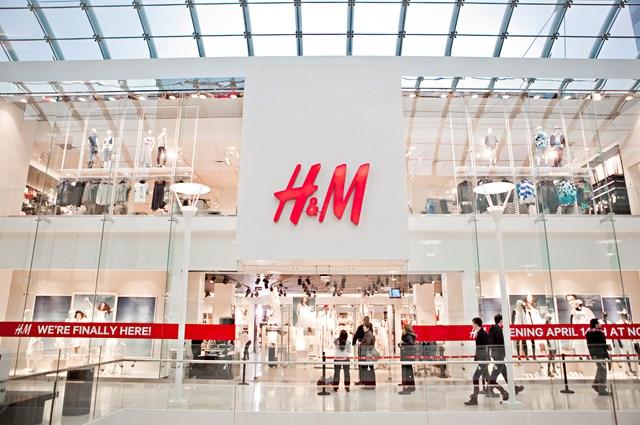 Hãng thời trang H&M, Zara tích cực mở rộng toàn cầu