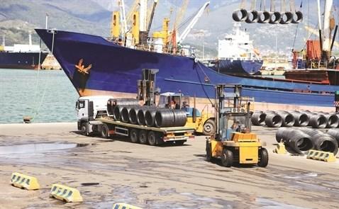 Xuất khẩu của Nhật Bản tăng trong tháng 2