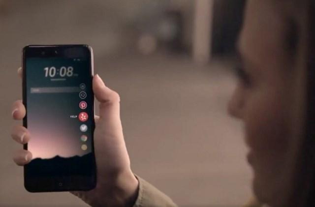 HTC U với màn hình 5,5 inch, Sense 9 sắp ra mắt