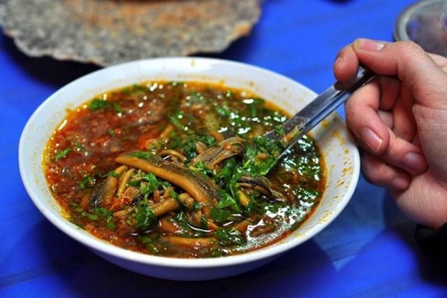Cháo lươn – món ăn thân thương của xứ Nghệ