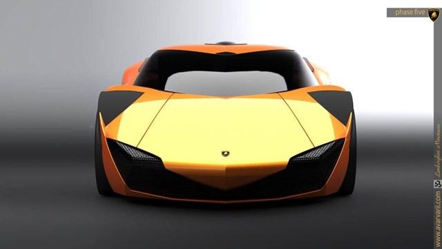 Siêu xe Lamborghini năm 2020 trông như thế nào?