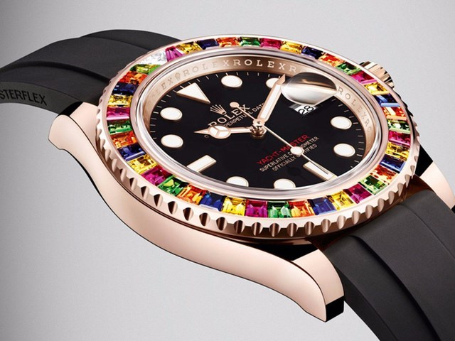 Có gì trong chiếc đồng hồ mới ra mắt ước tính trị giá hơn nửa tỷ đồng của Rolex?