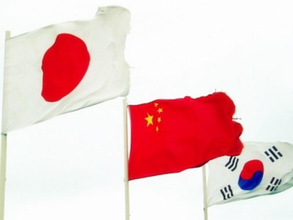 Hàn Quốc-Trung Quốc-Nhật Bản đàm phán FTA trong bối cảnh căng thẳng