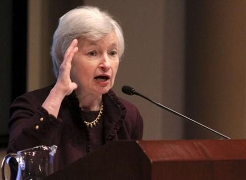 Chủ tịch Fed Yellen: Fed sẽ tăng dần lãi suất, song không để quá chậm