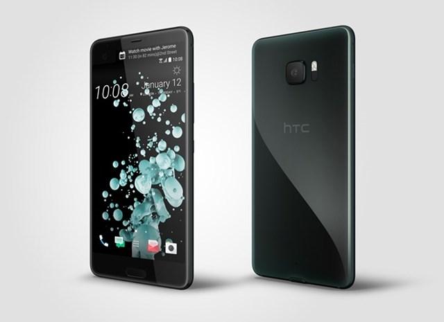 HTC U Ultra thêm phiên bản kính Sapphire giá 16,9 triệu đồng