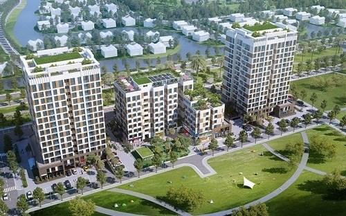 Mua căn hộ tiện nghi với vốn từ 240 triệu - cơ hội cho các gia đình trẻ
