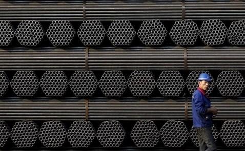 Giá kim loại rơi không phanh do lo ngại về Trung Quốc