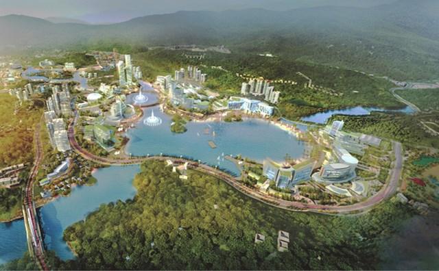 """Bất động sản khu vực này đang là """"tâm điểm mới"""", hút dòng vốn tỷ đô từ các đại gia"""