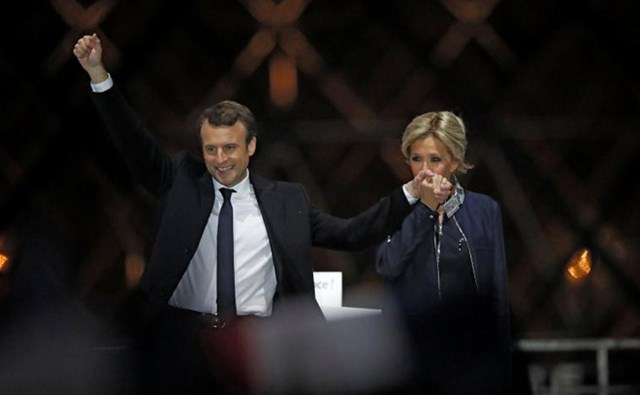 Bầu cử tổng thống kết thúc, nước Pháp có nhà lãnh đạo trẻ tuổi nhất từ thời Napoleon
