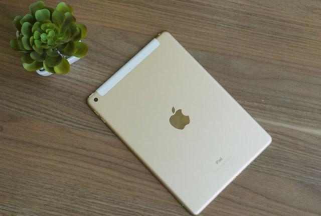 iPad 2017 chính hãng lên kệ, giá từ 9 triệu đồng