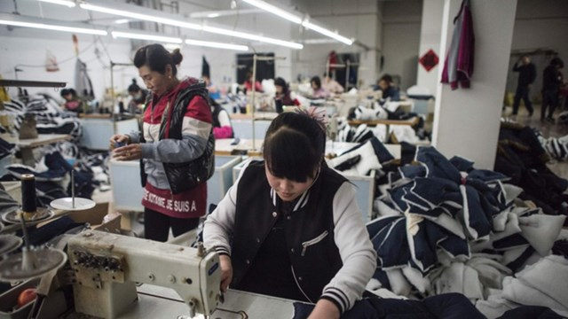 Kinh tế Trung Quốc tháng 4: Chậm mà chắc