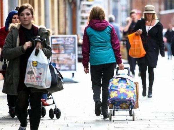 Tỷ lệ lạm phát tại Anh tăng ở mức cao nhất trong 4 năm qua