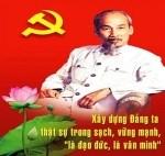 Học tập và làm theo tư tưởng, đạo đức, phong cách Hồ Chí Minh về xây dựng Đảng