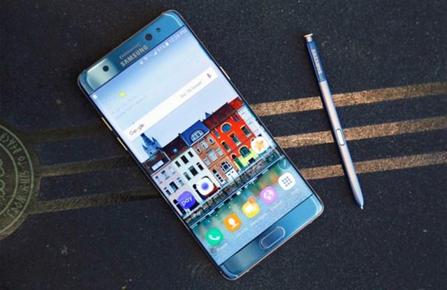 Galaxy Note 7R đổi tên thành Note FE, giá 10 triệu đồng, sắp về VN