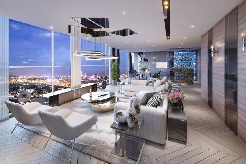 Những căn penthouse có tầm nhìn đẹp nhất Hà Nội