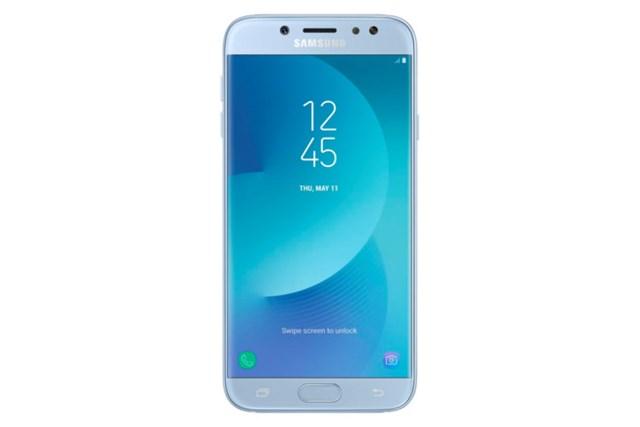 Galaxy J7 Pro ra mắt: Thiết kế giống S8, giá 7 triệu đồng