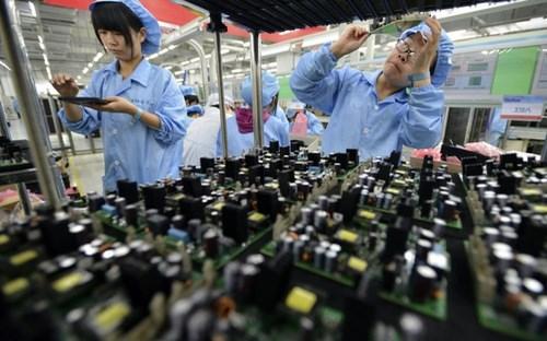 IMF tiếp tục nâng dự báo tăng trưởng kinh tế Trung Quốc