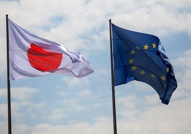 Nhật Bản và EU bước vào cuộc đàm phán FTA giai đoạn cuối