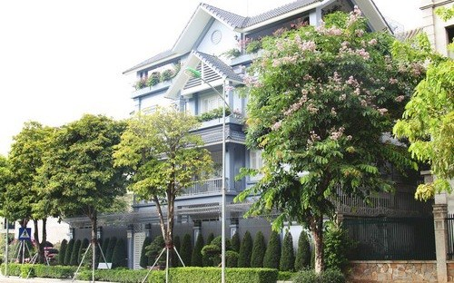 An Khang Villa: Biệt thự cao cấp hướng công viên hồ